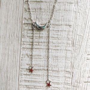 💚2/$20 NWOT Anthropologie Celestial Necklace